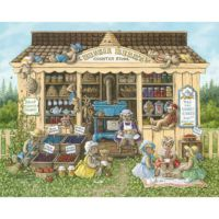 Anatolian 260 Parça Puzzle Ayıcığın Kır Dükkanı