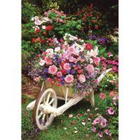 Anatolian 260 Parça Puzzle Bahçe Çiçekleri