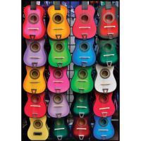 Anatolian 500 Parça Puzzle Müziğin Renkleri