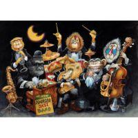 Anatolian 500 Parça Puzzle The New Nairobi Jazz Band