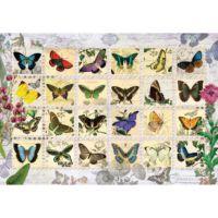 Anatolian 500 Parça Puzzle Kelebekler