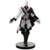 Gaya Entertainment Assassins Creed II Ezio Auditore White Action Figure