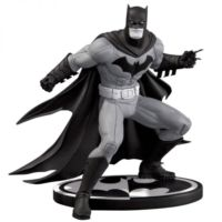 DC Collectibles Black and White Batman Statue by Greg Capullo