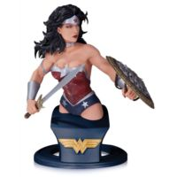 DC Collectibles Super Heroes Wonder Woman Bust Statue