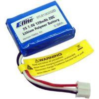 E-Flite E-flite 120mAh 2S 7.4V Pil