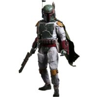 "Hot Toys Hot Toys Star Wars 4 Return of the Jedi Boba Fett 1/4 Quarter Scale 18"" Action Figure"
