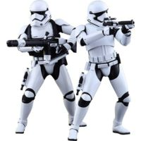 Hot Toys Hot Toys Star Wars First Order Stormtroopers 2-Pack 12 Inch Action Figure