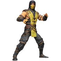 Mezco Mortal Kombat X Scorpion 12'' Action Figure