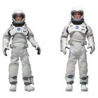 "NECA Interstellar 8"" Clothed Action Figure 2'li Paket"