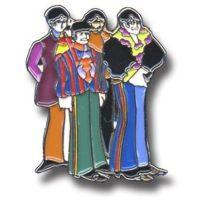 Rock Off The Beatles İğne Yellow Submarine Band