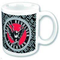 Rock Off Velvet Revolver Mug: Circle Logo