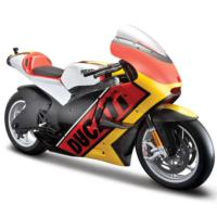 Maisto 2011 Ducati Desmosedici 1:6 Model Motosiklet Sarı