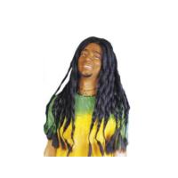 Toptancı Kapında Rasta Peruk Bob Marley Peruğu