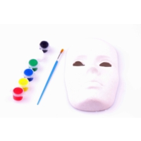 Yüz Maske Boyama Seti
