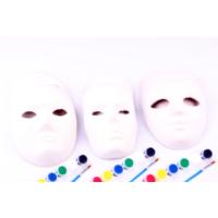 3'lü Yüz Maske Boyama Paketi