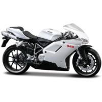 Maisto Ducati 848 1:18 Model Motorsiklet
