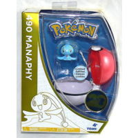 Tomy Pokemon 20Th Anniversary Manaphy Ve Pokeball Set