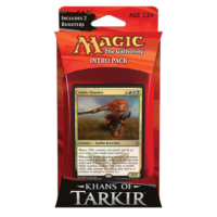 Magic The Gathering Magic The Gathering Khans Of Tarkir Intro Pack: Mardu Raiders