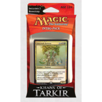 Magic The Gathering Magic The Gathering Khans Of Tarkir Intro Pack: Abzan Siege