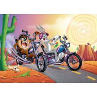 Ks Games 100 Parçalık Çocuk Puzzle Looney Tunes