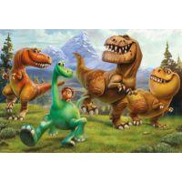 100 Parça İyi Bir Dinozor Çocuk Puzzle (Trefl 16282)