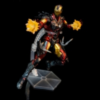 Square Enix Marvel Variant Play Arts Kai Iron Man Figure