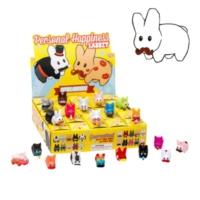 Kidrobot Personal Happiness Labbit Mini Series Blindbox Figures