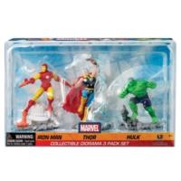 Monogram Marvel: Iron Man Thor Hulk Figure Set