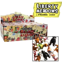 Dark Horse Mındstyle: Liberty Meadows Blindbox Figures