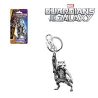 Monogram Guardians Of The Galaxy Rocket Raccoon Keychain Anahtarlık