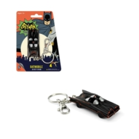 Igs Batman Classic Tv Series Batmobile Keychain Anahtarlık