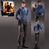 Square Enix Star Trek Play Arts Kai Mr. Spock Figure