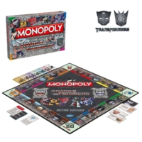Winning Moves Transformers Monopoly (İngilizce)