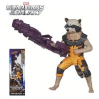 Hasbro Guardians Of The Galaxy Titan Heroes Rocket Raccoon Figure
