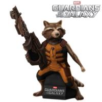 Monogram Guardians Of The Galaxy: Rocket Raccoon Figural Bank