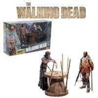 Mcfarlane Toys The Walking Dead: Morgan Jones Deluxe Box Set