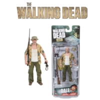 Mcfarlane Toys The Walking Dead Dale Horvath Tv Series 8 Figure