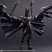 Square Enix Dc Comics Variant Play Arts Kai Batman By Tetsuya Nomura