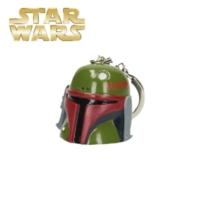 Sd Toys Star Wars Boba Fett 3D Helmet Keychain Anahtarlık