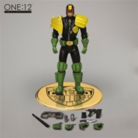 Mezco Toyz Judge Dredd One:12 Collective Action Figure