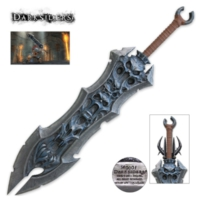United Cutlery Darksiders Chaos Eater Sword And Display Kılıç