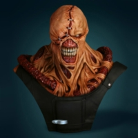 Hollywood Collectibles Resident Evil: Nemesis Life Size Bust