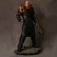 Hollywood Collectibles Resident Evil: Nemesis Statue