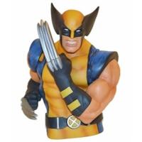 Monogram Wolverine Bust Bank Kumbara