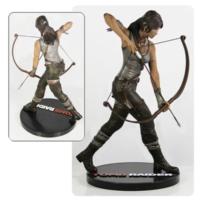 Square Enix Tomb Raider Lara Croft Statue
