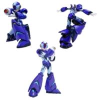 Truforce Megaman X Die Cast Figure Designer Series