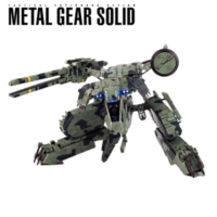 Threea Metal Gear Solid: Rex Collectible Figure