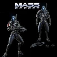 Threezero Mass Effect: Legion Sixth Scale Collectible Figure