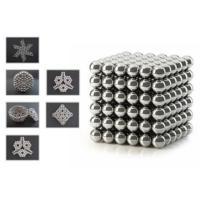 Magnacube Yeni Nesil 3D Manyetik Puzzle (216 Adet)