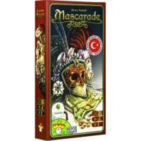 Asmodee Mascarade Parti Kutu Oyunu